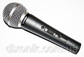 Проводной микрофон Shure SM58 профессиональный микрофон для тамады