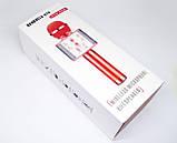 Беспроводной микрофон для караоке Wester WS-858 с динамиком и Bluetooth, фото 10
