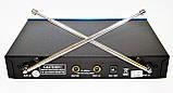 База 2 радиомикрофона Радиосистема DM EW 100, фото 5