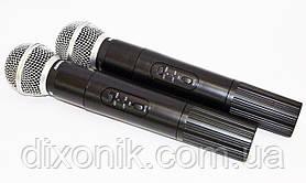 Профессиональная радиосистема Shure UT4 (SM58) 2 радио микрофона с базой