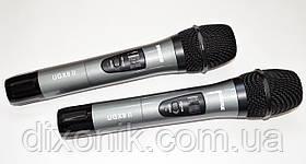 Профессиональная радиосистема Shure UGX8II 2 радио микрофона с базой