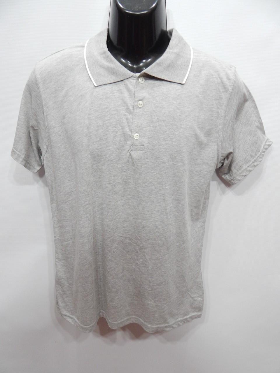 Чоловіча футболка поло Topax collection р. 48 005мф