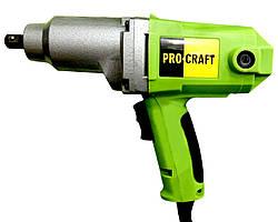 Гайковерт Procraft ES-1450 (кейс набор насадок)