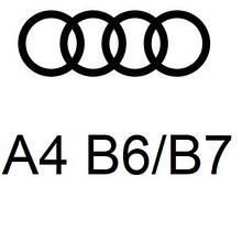 A4 B6 / B7