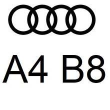 A4 B8 2008-2012