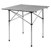 Стол складной алюминиевый 70*70 см HX-8093