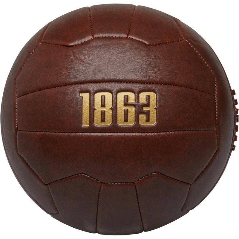 Ретро футбольный мяч Vintage Laced Football - Оригинал. Раз. 5