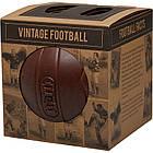 Ретро футбольный мяч Vintage Laced Football - Оригинал. Раз. 5, фото 2