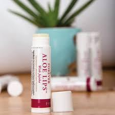 Гигиеническая Помада Алоэ Липс/Aloe Lips Hygienic Lipstick