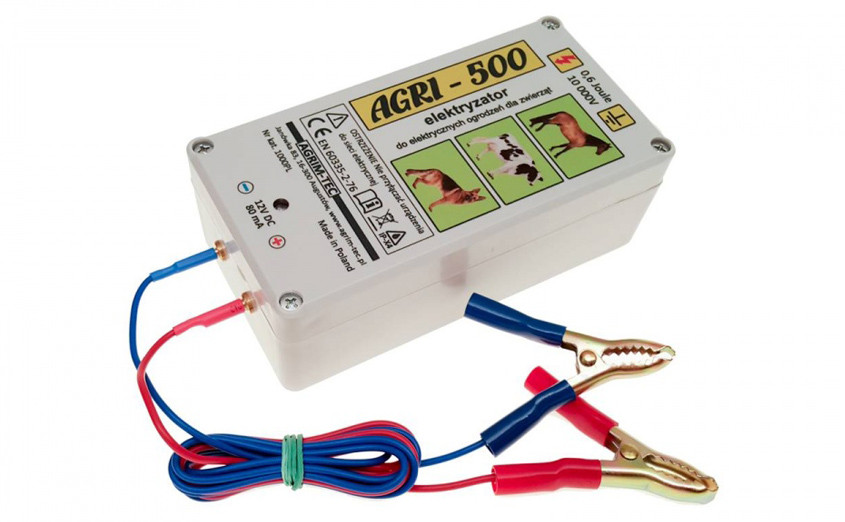 Электропастух AGRI-500 0,6 Дж