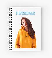 Блокнот Riverdale 3
