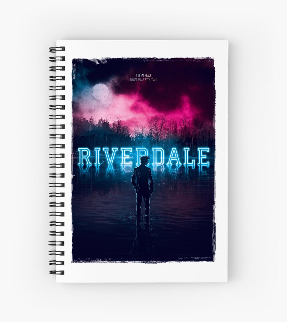 Блокнот Riverdale 5