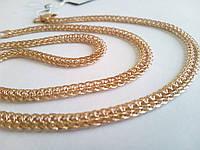 Золотая цепочка, Золото 585 проба. Двойной питон