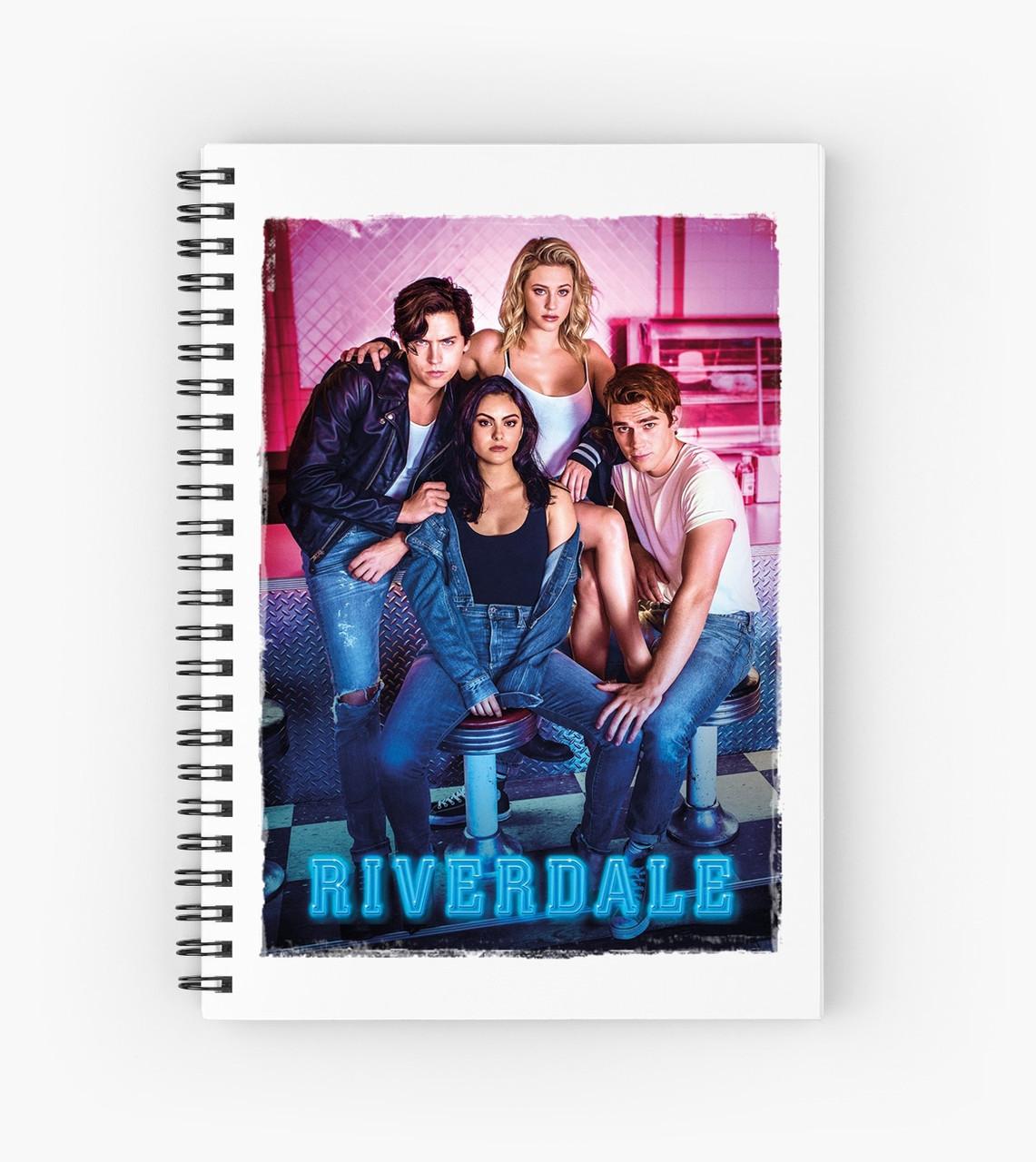 Блокнот Riverdale 7