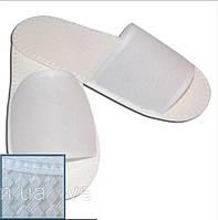 Одноразовые тапочки (белые) размер 46