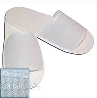 Одноразовые тапочки (белые) размер 43