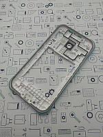 Средний корпус Samsung Galaxy J110H Бирюза Сервисный оригинал с разборки