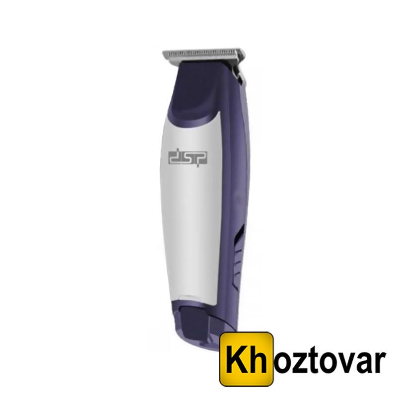 Беспроводная машинка для стрижки волос и бороды DSP 90119