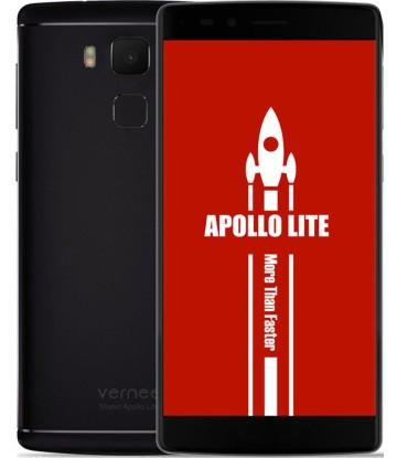 """Смартфон Vernee Apollo Lite 4/32gb Black, 16/5Мп, Helio X20, 2sim, 5.5"""" IPS, 3180мАч, GPS, 10 ядер, 4G"""