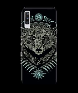 Чехол на Samsung Galaxy A70 Bear