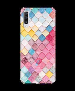 Чехол на Samsung Galaxy A70 Fresco