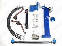 Комплект переоборудования рулевого управления под насос-дозатор на МТЗ-80 (с блокировкой)