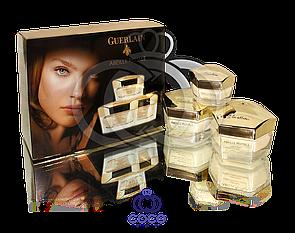 Набір кремів для обличчя Guerlain Abeille Royale 3 в 1 (денної+нічний+під очі)