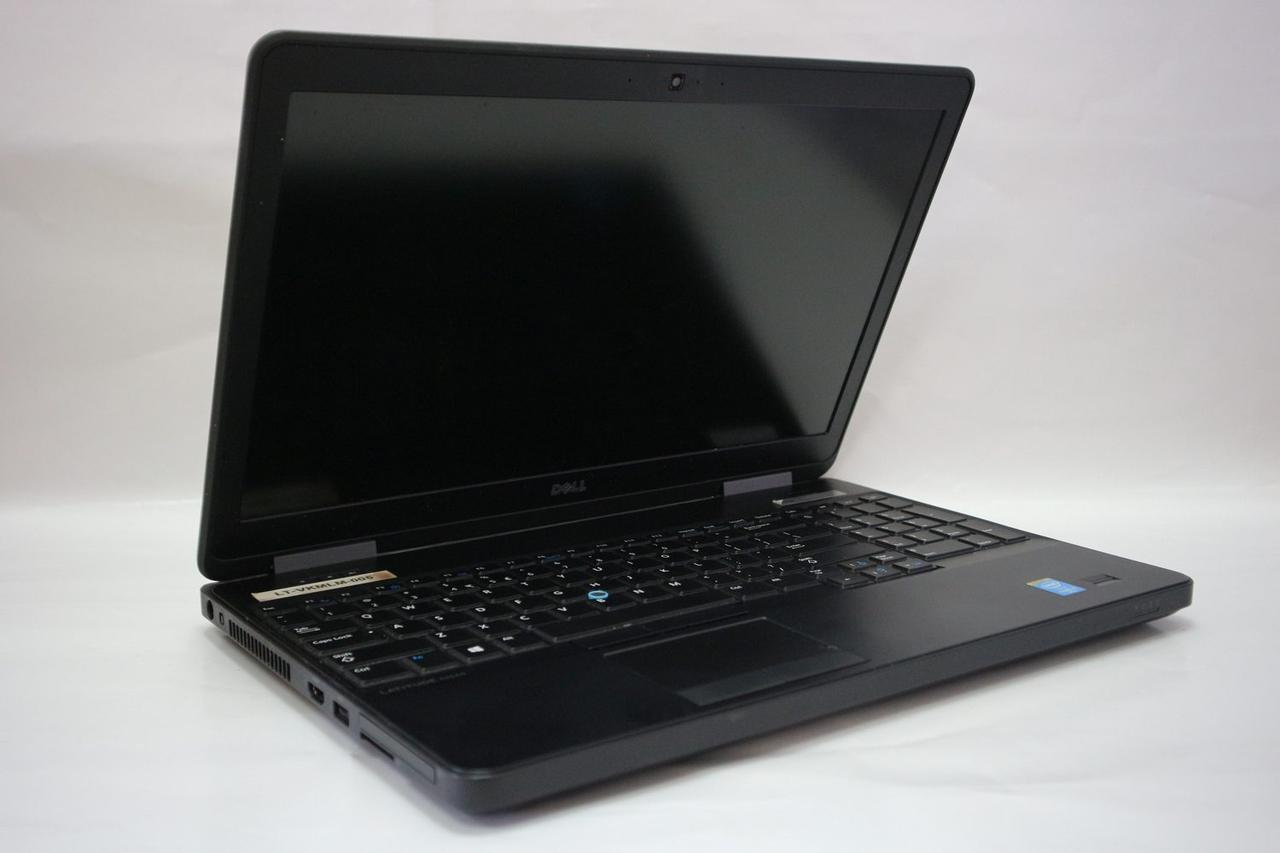 "Б/У Ноутбук Dell Latitude E5570/ 15.6"" FHD / i5-6300U / 8 RAM / 500 HDD / HD Graphics 520"