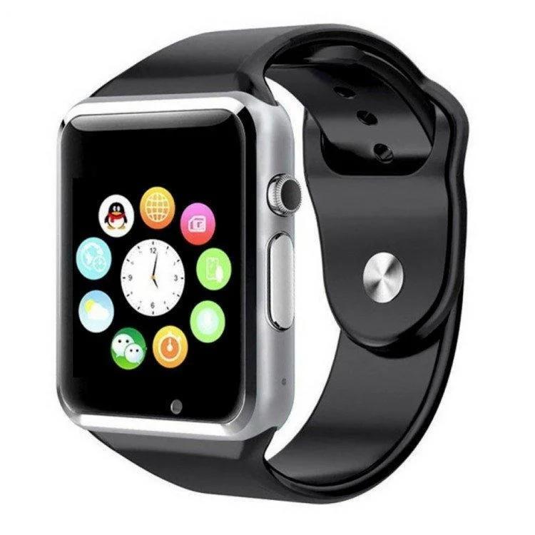 Смарт-часы Smart Watch A1silver.
