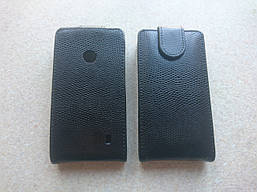 Чехол флип для Nokia Lumia 520