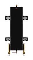 Гидрострелка ГС-31 в ізоляції Гідравлічний роздільник Termojet MEGA