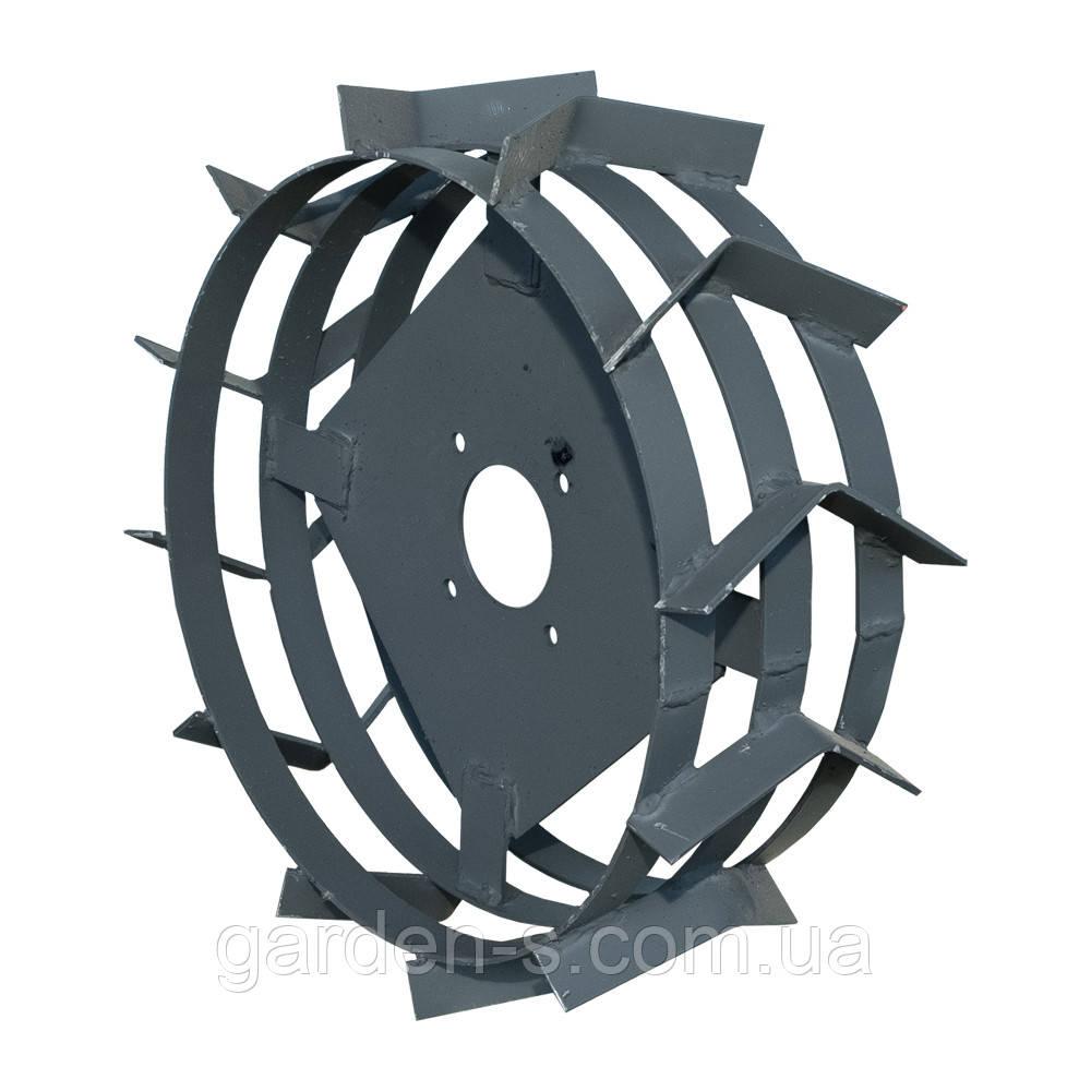Грунтозацепы к мотоблоку Кентавр 560х150 из полосы