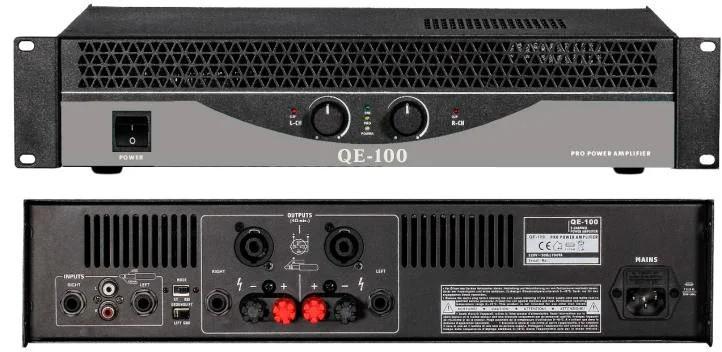 Усилитель Мощности NRG POWER QE-100 ( 2по 150Вт)