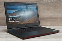 "Б/У Ноутбук Dell Inspiron 15-5577 / 15.6"" / i5-7300HQ / 8 RAM / 256 SSD / GeForce 1050TI"