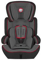 Автокресло Levi Plus Black/Red  (9 - 36 кг)