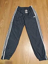Мужские спортивные штаны Adidas темно-серые р.48