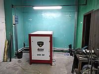 Винтовой компрессор Ozen OSC 30 для станка Okuma с ЧПУ
