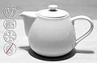 Чайник Заварочный Фарфоровый Белый 500мл (HR1504), фото 1