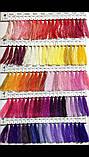 Швейная нитка Kiwi 40/2 400 ярдов №115 красно-бордовый, фото 3