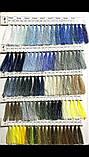 Швейная нитка Kiwi 40/2 400 ярдов №115 красно-бордовый, фото 4