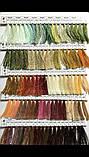 Швейная нитка Kiwi 40/2 400 ярдов №115 красно-бордовый, фото 6