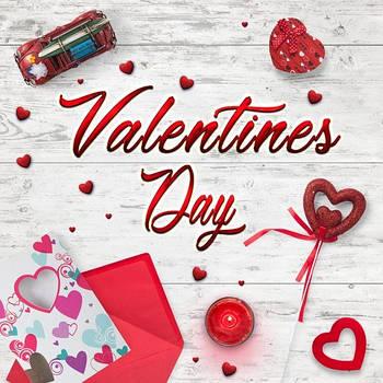 Декор на день Святого Валентина (Влюбленных)