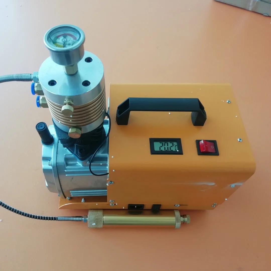 Компрессор высокого давления 30Mpa (300 Атм) Насос PCP Electric Air