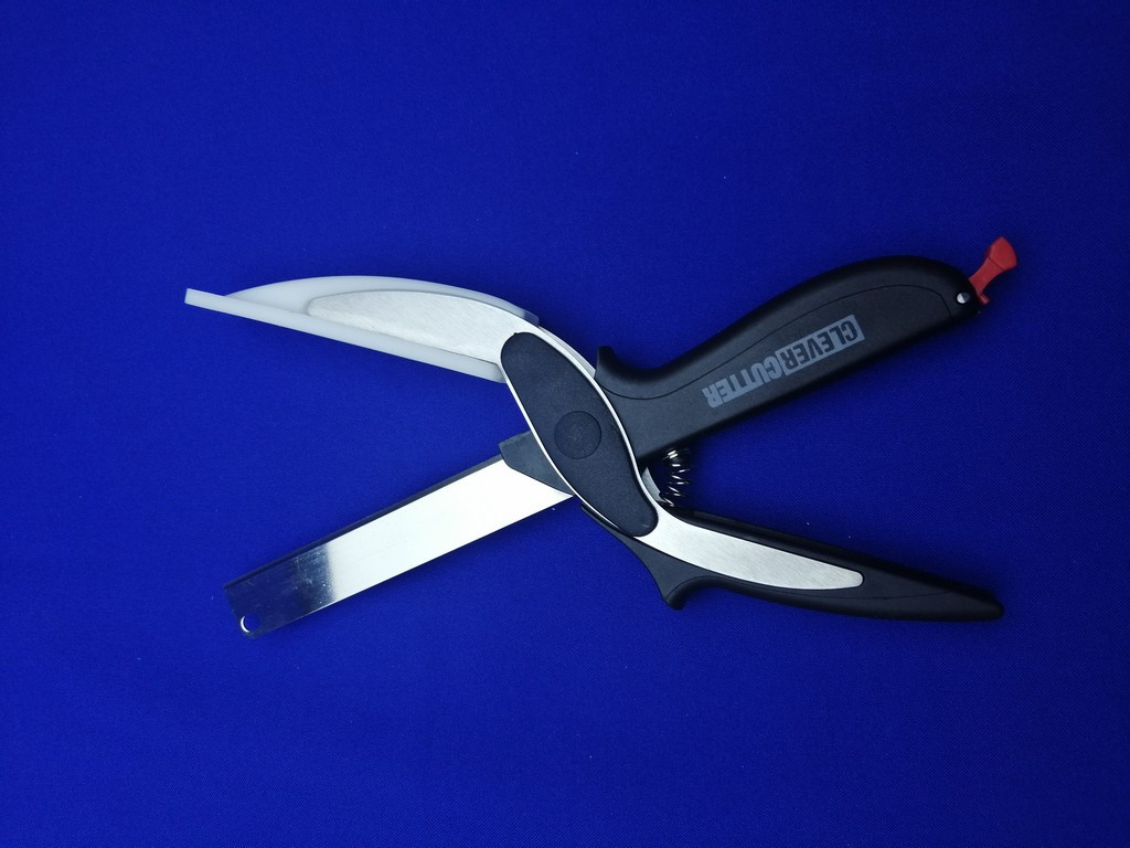 Кухонный нож - ножницы