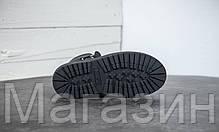 Женские кроссовки ботинки Puma Fenty Rihanna Sneaker Boot Black высокие Пума Фенти Рианна на платформе черные, фото 2