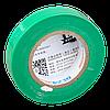 Ізолента DT 0,17 мм х 17мм 10м глянсова зелена, фото 2