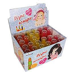 Губная помада конфета Lipstick candy 5 г/30 шт/24 в ящ
