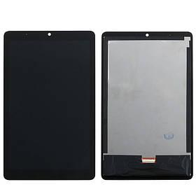 Экран (дисплей) для планшета Huawei MediaPad T3 7.0 (BG2-W09) версия Wi-Fi с сенсором (тачскрином) черный Оригинал