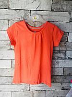 Футболка Lupilu 104 оранжевый