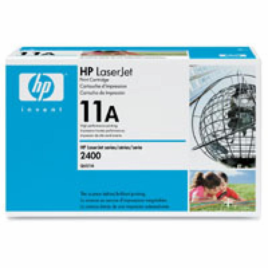 Картридж HP LJ  11A 2410/ 2420/ 2430 (Q6511A)